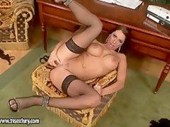 sexy mature stocking pics