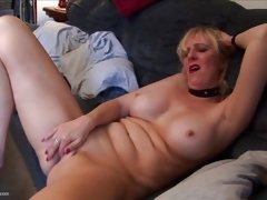 solo mature orgasm