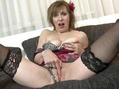 horny mature nude