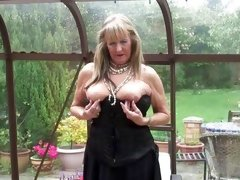 fat tit mature