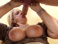 large tits mature