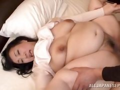 horny asian mature